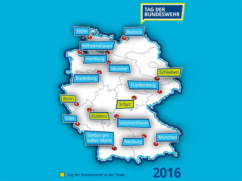 Tag der Bundeswehr 2016