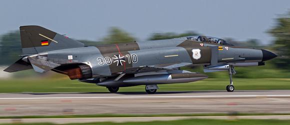 Rhino's Last Stampede & First Tiger Eurofighter JG74