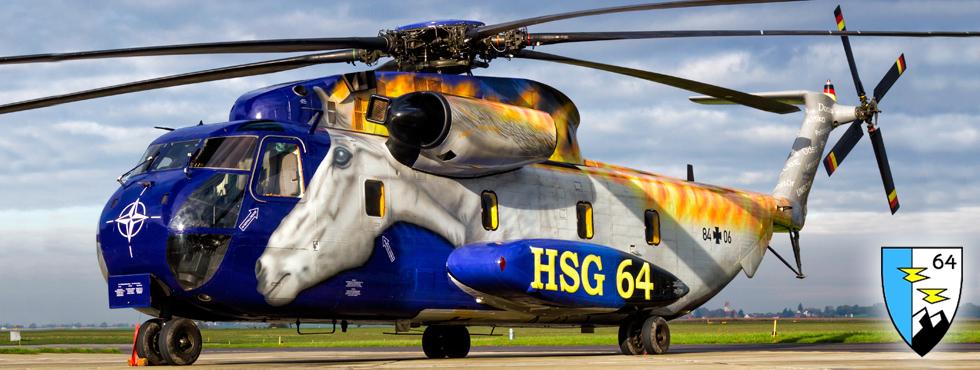 Hubschraubergeschwader 64 Laupheim