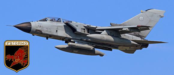 Flugbetrieb 6° Stormo Ghedi AFB