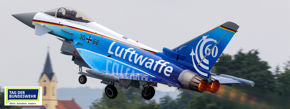 Flugbetrieb Neuburg 2016