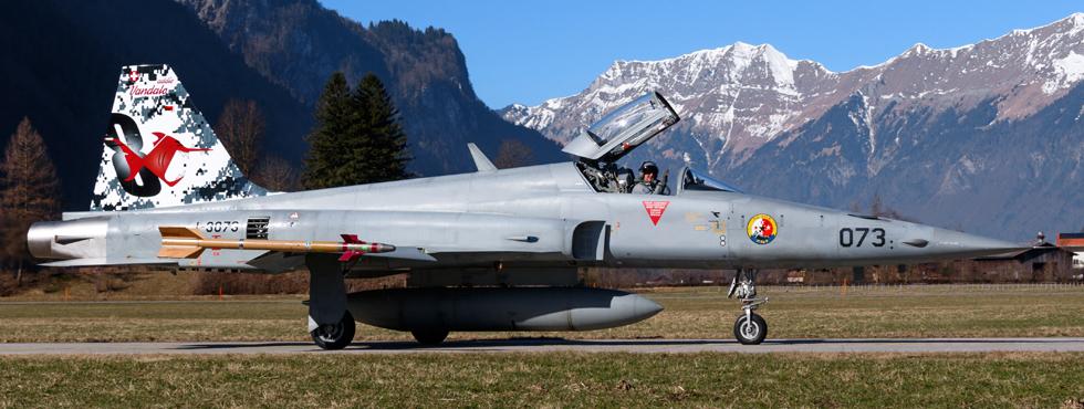 Wiederholungskurs Flugplatz Kommando Meiringen 2017