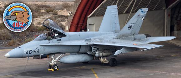 Flugbetrieb Base Aérea de Gando – ALA 46 Gran Canaria