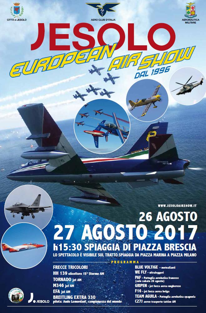 Jesolo Airshow 2017