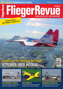 FliegerRevue 07/2015