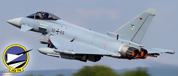 Spottertag JG74 Neuburg
