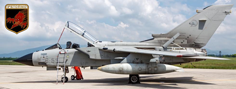 6° Stormo / Ghedi Air Base (I)