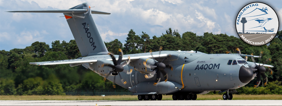 Familientag Airbus Defence & Space Manching