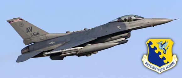 Flugbetrieb Aviano AB – 31st Fighter Wing
