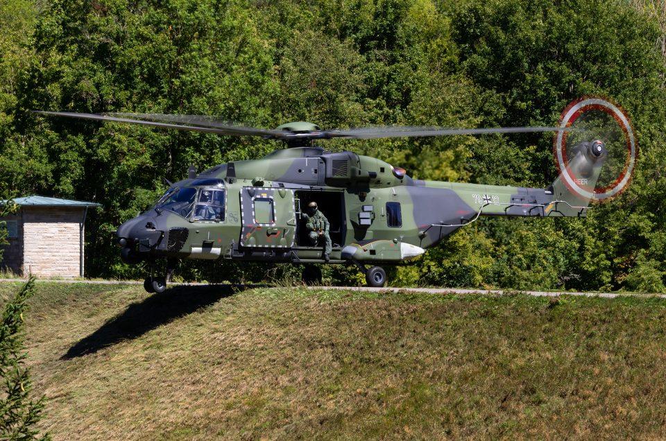 Goodbye Huey – Transporthubschrauberregiment 30 Niederstetten